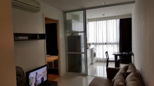 For RentCondoSapankwai,Jatujak : Condo for rent, Sense Condo, good location, next to Sutthisan Road, Intamara, ready to move in, complete electrical appliances Fully furnished