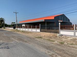For SaleWarehouseAyutthaya : AK010 Land for sale with warehouse area 7 rai 2 ngan 2500 sqm, Lat Bua Luang District, Ayutthaya