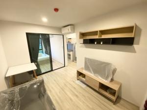 For RentCondoOnnut, Udomsuk : New room, first hand !! Hi Sukhumvit 93, one bedroom 29 sq m, near BTS Bang Chak.