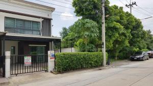 For RentTownhouseNakhon Pathom, Phutthamonthon, Salaya : House for Rent Pruksa Village 83 Near Central Plaza Salaya and Mahidol University (HBKK01)