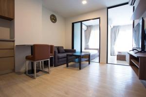 For RentCondoRangsit, Patumtani : 316. Rental KaveCondo opposite Bangkok University (2 bedrooms) ready to move in.
