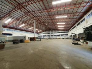 For RentFactorySamrong, Samut Prakan : AK011 for rent or sale, factory area 3 rai, usable area 4,100 sqm.