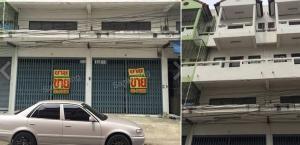 For SaleShophouseNakhon Pathom, Phutthamonthon, Salaya : Commercial buildings for sale - Residential Near Phra Pathom Chedi