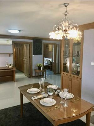 For RentCondoRatchadapisek, Huaikwang, Suttisan : For rent, Ratchada City, 2 bedrooms, 2 bathrooms, 85 sq m, price 18,000 baht, can not find any more, no more.