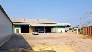 For SaleLandRatchaburi : Land with factory building, Ratchaburi province, land area 4 rai 69 square wa.
