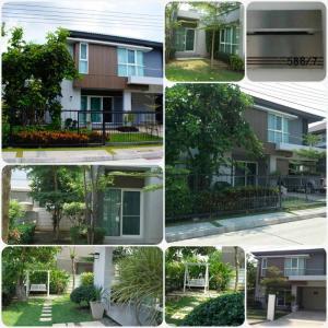 For SaleHouseKorat KhaoYai Pak Chong : House for sale, Siwalee Village, Mittraphap Road, Korat, house number 588/7 (A9)