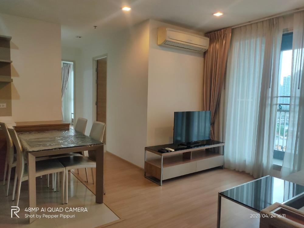 เช่าคอนโดอ่อนนุช อุดมสุข : 2BR For Rent at Rhythm Sukhumvit 50 (65 Sq.m.): Ready to move in