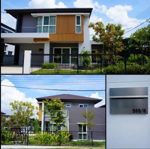 For SaleHouseKorat KhaoYai Pak Chong : House for sale Siwalee Village, Mittraphap Road, Korat (house number 588/6)