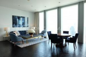 ขายคอนโดสาทร นราธิวาส : 🔥ราคาไฟลุก The Ritz-Carlton ชั้นสูง ตกแต่งครบ วิวแม่น้ำเจ้าพระยา 148 ตร.ม. 60 MB.