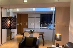 For RentCondoSathorn, Narathiwat : ⚡The Met For rent 2 bed 2 bath 94 Sq.M. nice view, Fully Furnished 60k per month