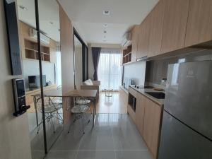 ขายคอนโดสะพานควาย จตุจักร : ขาย พร้อมผู้เช่า - เอ็ม จตุจักร 1 ห้องนอน ขนาด 32.13ตรม ตึกB ชั้น12 (เลี้ยงสัตว์ได้)