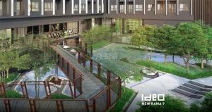 เช่าคอนโดพระราม 9 เพชรบุรีตัดใหม่ : ห้องตกแต่งสวย ราคาพิเศษ @Ideo New Rama 9 ให้เช่าเพียง 10k บาท โทร 0825425536 เบศ