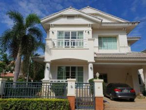 ขายบ้านอ่อนนุช อุดมสุข : ขาย บ้านเดี่ยว 2 ชั้น หมู่บ้านมัณฑนา 1 วงแหวน-อ่อนนุช (หลังมุม)