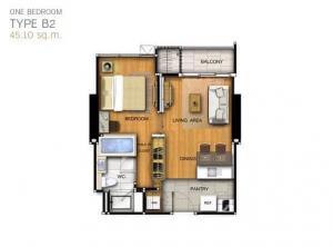 เช่าคอนโดพระราม 9 เพชรบุรีตัดใหม่ : ให้เช่า The Address Asoke 1 ห้องนอน พร้อมเข้าอยู่ราคาต่ำกว่าตลาด