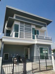 For SaleTownhouseRama5, Ratchapruek, Bangkruai : Richville House Ratchaphruek-Rattanathibet 50 square meters, 3 bedrooms, 3 bathrooms, 7 meters wide, 100% recovery