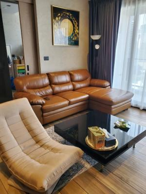 For RentCondoSukhumvit, Asoke, Thonglor : For rent the lofts asoke asoke 2bed / 2bath high floor 65k