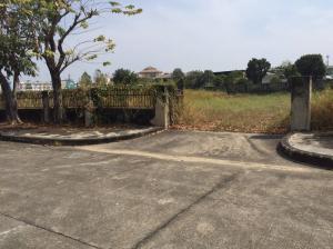 For SaleLandNawamin, Ramindra : Land for sale in Panya Village, P.3, 1 Rai, 46 sq m, near Fashion Island, Bang Chan Subdistrict, Minburi District, Bangkok.