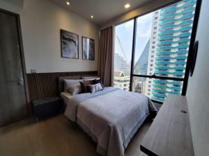 For RentCondoSukhumvit, Asoke, Thonglor : (For rent / Sale) Celes Asoke beautiful room, fully furnished, very good price