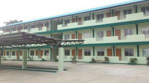 For SaleBusinesses for salePattaya, Bangsaen, Chonburi : 100 rooms apartment for sale with land 4-1-31 rai, Kao Kilo Road, Soi 31, Surasak Subdistrict, Sriracha District, Chonburi