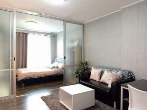 For RentCondoBang kae, Phetkasem : For rent, D Condo Ratchapruek - Charan 13, near BTS Charan 13, fully furnished, new