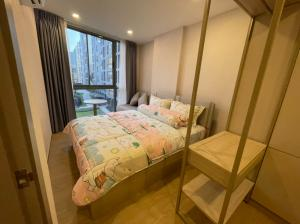 For RentCondoOnnut, Udomsuk : Condo for rent The Nest Sukhumvit 71 fully furnished (Confirm again when visit).
