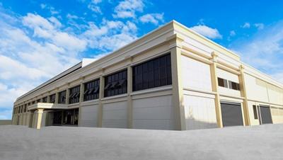 For RentWarehouseNawamin, Ramindra : Warehouse for rent, size 700 sq m. Renovate new, Ramintra Road Soi 109.