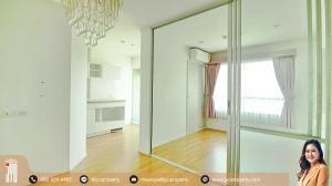 For SaleCondoRama9, RCA, Petchaburi : JY-S00007-For sale Lumpini Park Rama 9 1bedroom 1bathroom 26sq.m. Building B on 18th floor empty room.