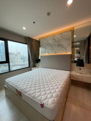 เช่าคอนโดพระราม 9 เพชรบุรีตัดใหม่ : 🔥ห้องสวยมาก🔥 Life Asoke 1 Bed Plus 35 Sqm. ห้องบิ้วอิน แต่งสวย เครื่องใช้ไฟฟ้าครบพร้อมอยู่ 095-249-7892
