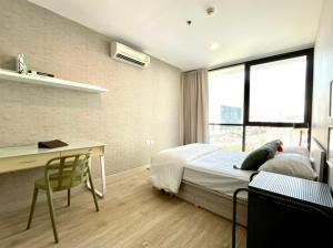 For RentCondoRatchadapisek, Huaikwang, Suttisan : Ideo Huaykwang for rent 60sqm 2beds 2baths 27,000 per month