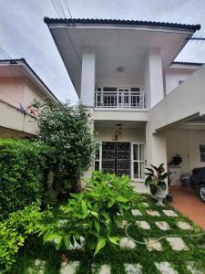 For SaleHouseRayong : 2-storey detached house, 3 bedrooms, 3 bathrooms, Noen Krapruk, Ban Chang, Rayong