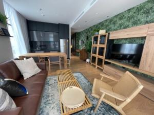 For RentCondoSukhumvit, Asoke, Thonglor : Penthouse for rent 3 bedrooms 2 bathrooms 28th floor / Penthouse for rent 3 bedrooms 2 bathrooms