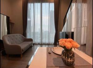 For RentCondoSapankwai,Jatujak : for Rent The Reserve phahol pradipat 1 bed duplex nice style