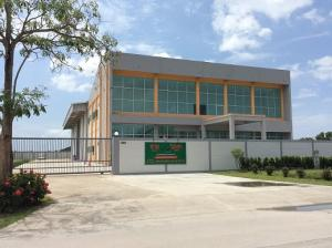 For SaleFactorySamrong, Samut Prakan : LBH0071 Ready-made factory for sale with office area 3 rai adjacent to the logistics system Suvarnabhumi