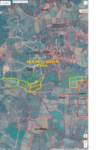 For SaleLandChiang Mai : Land for sale 36-3-66 rai, Muang Ngai, Chiang Mai.