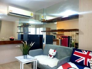 For RentCondoOnnut, Udomsuk : 🔥🔥Hot Deal! 🔥🔥 For rent Elio Sukumvit 64, 22 sqm. 8th floor, Studio, near BTS Punnawithi [Code: A207]