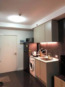 For RentCondoBangna, Lasalle, Bearing : Condo for rent A space ME Bangna Mega Bangna 15th floor AOL-F71-2104003847