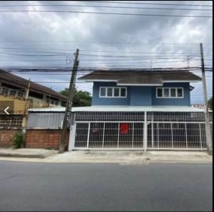 For RentHouseLadprao 48, Chokchai 4, Ladprao 71 : LBH0074 2 storey house for rent, just finished. Go to Soi Lad Phrao 69, only 50 meters. In front of the alley is the entrance to the yellow line train.