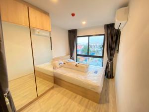 For RentCondoOnnut, Udomsuk : 🔥🔥 M. Mai, corner !! 🔥🔥 For rent Hi Sukhumvit 93, size 29 sq m. 3rd floor, 1 bedroom 1 bathroom, BTS Bang Chak [Code: A200]