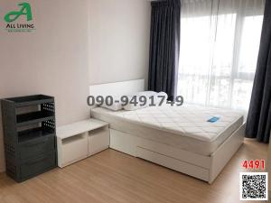 For RentCondoBang kae, Phetkasem : Condo for rent, Fuse Sense 'Bangkae, FUSE Sense' Bangkae, fully furnished, ready to move in.