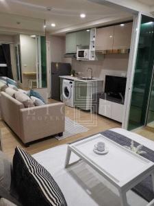 ขายคอนโดรัชดา ห้วยขวาง : For Sale/Rent Humble Living @ FueangFu (21.52 sqm.)