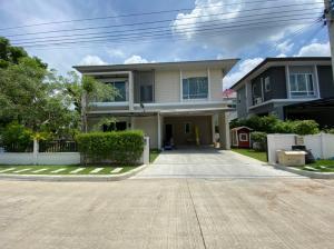 For SaleHouseBangbuathong, Sainoi : House for sale, Centro Westgate