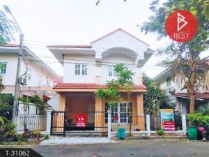 For SaleHouseSamrong, Samut Prakan : Twin house for sale Lalin in the Park Srinakarin-Thepharak, Samut Prakan