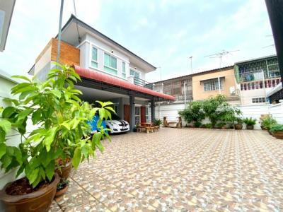 For SaleHouseVipawadee, Don Mueang, Lak Si : ขาย บ้านเดี่ยว แสงไพฑรูย์ ดอนเมือง - สรงประภา ขนาด 72.7 ตรว. 4 ห้องนอน 3 ห้องน้ำ พร้อมเฟอร์นิเจอร์ครบ
