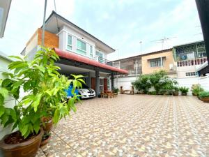For SaleHouseVipawadee, Don Mueang, Lak Si : Single house for sale, Sangpaitaru, Don Mueang - Songprapha, size 72.7 sq m., 4 bedrooms, 3 bathrooms, fully furnished.