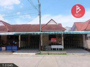 For SaleHouseChanthaburi : Twin house for sale, beautiful house project with Chanthaburi