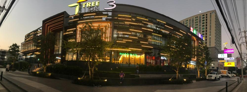 For RentRetailRama3 (Riverside),Satupadit : พื้นที่เช่า ศูนย์การค้า Tree on 3 พระราม 3 ติด BRT สถานีเจริญราษฎร์