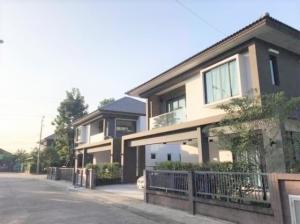 เช่าบ้านลาดกระบัง สุวรรณภูมิ : ให้เช่า บ้านหรู เอชเคป ซีรีน บางนา-วงแหวน 58 ตร.ว. สุขาภิบาล 2 ราคาพิเศษ