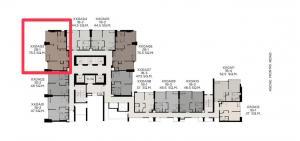 For SaleCondoSukhumvit, Asoke, Thonglor : for sale The Esse Asoke 2 bed 16.73Mb 📍