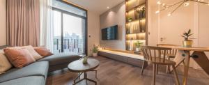 For RentCondoSukhumvit, Asoke, Thonglor : 3216-A😊 For RENT 2 bedroom for rent 🚄 near BTS Asoke 🏢 Muniq Sukhumvit 23 Muniq Sukhumvit 23 Area: 65.50 sq.m. 💲 Rent: 65,000 ฿ 📞O88-7984117, O65-9423251✅LineID: @sureresidence