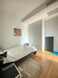 For RentCondoNana, North Nana,Sukhumvit13, Soi Nana : For Rent HYDE SUKHUMVIT 13 2 Bedroom Hight floor 🔥Price 40,000 Baht/Month🔥